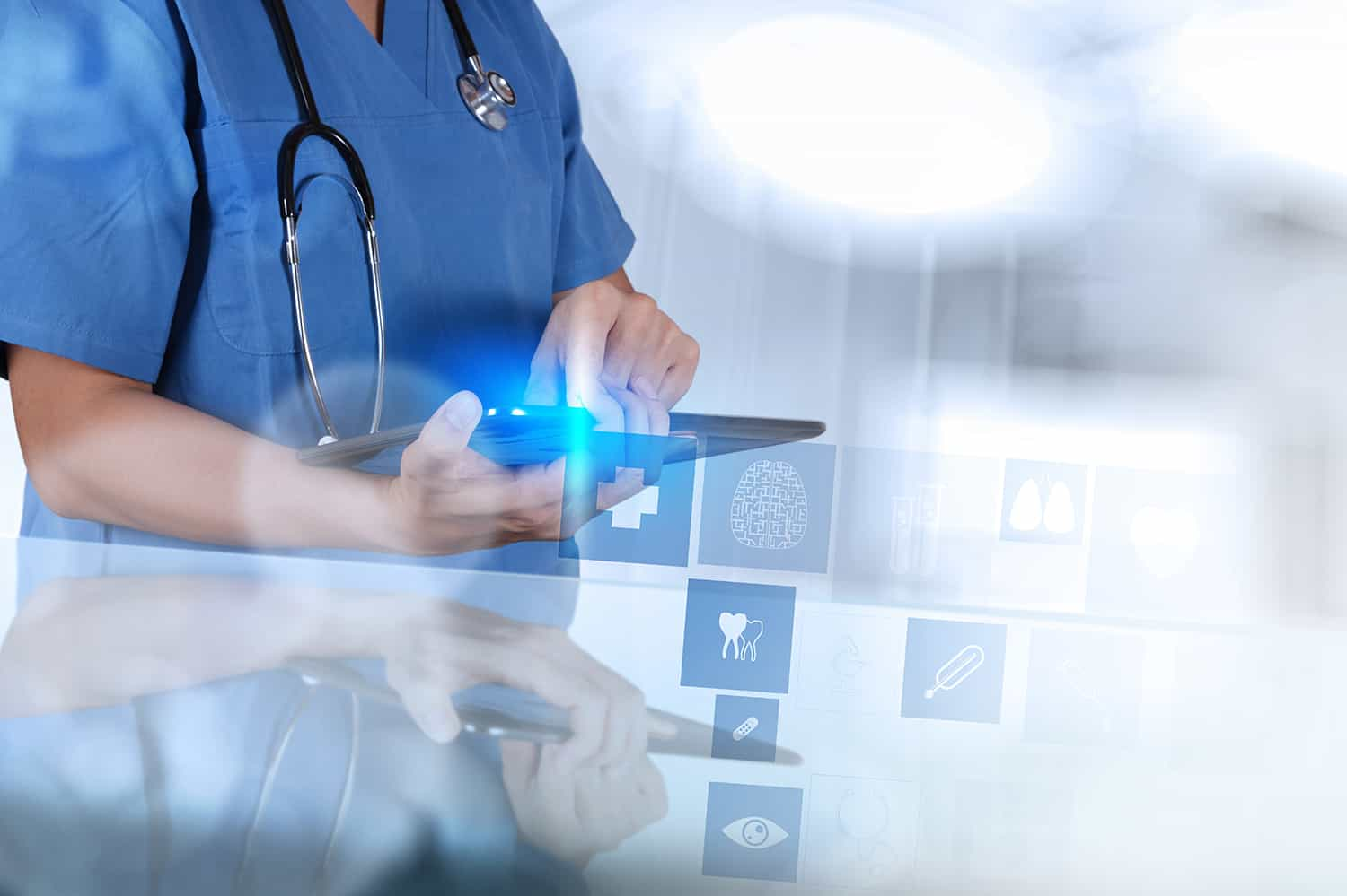Mobile billing and patient payments for no contact healthcare billing with Liquid Payments.